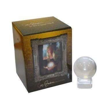 CINDY GRUNDSTEN CRYSTAL BALL From £10.99