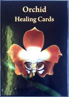 ORCHID HEALING CARDS FULL SET