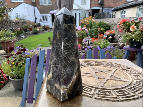 Black Moonstone Obelisk