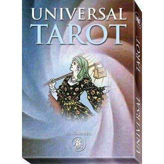 UNIVERSAL TAROT GRAND TRUMPS: Faithful To The Esoteric Symbolism
