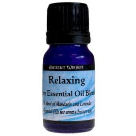 Relaxing Essential Oil Blend - 10ml