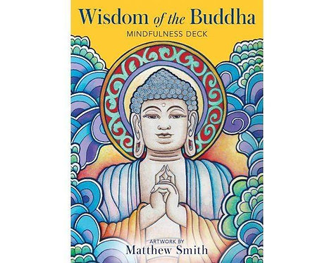 Wisdom of the Buddha Oracle Deck: 40 Card Set & 120 Page Booklet