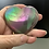 Thumbnail: Aura Agate Carved Heart with Druze