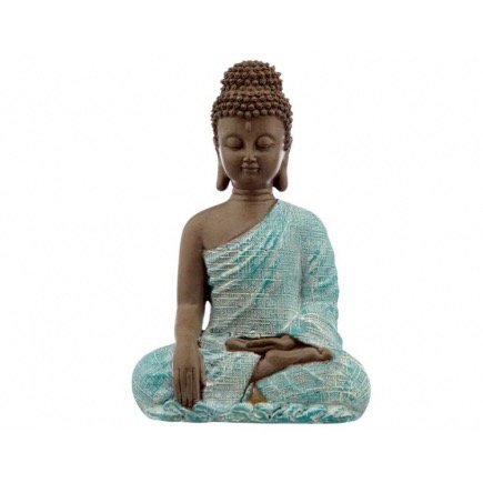 Thai Buddha Peace approx 21cm