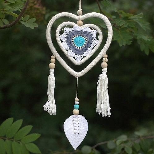 Dream Catcher Medium Multi Heart In Heart