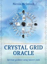 Crystal Grid Oracle. Opens Your Consciousness