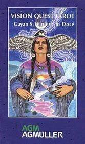 Vision Quest Native American Wisdom Deck: 78 Cards & Booklet