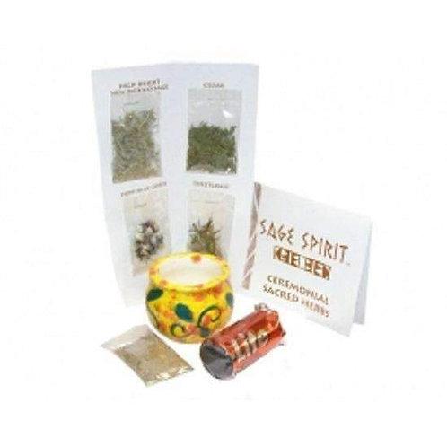 Ceremonial Native Sacred Herbs Pack