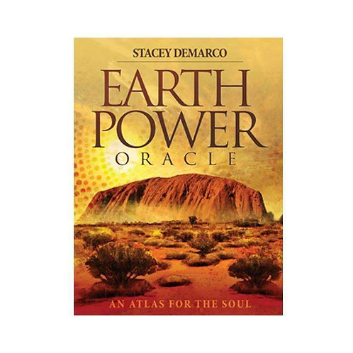 Earth Power Oracle Cards by Stacey Demarco