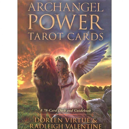 Archangel Power Tarot Cards by Radleigh Valentine: Free Delivery