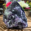 Thumbnail: Rainbow Fluorite Half Polished Point