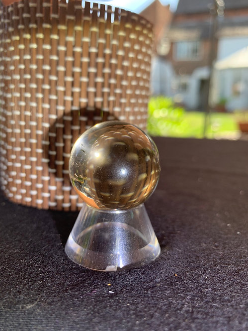 Smokey Quartz Sphere