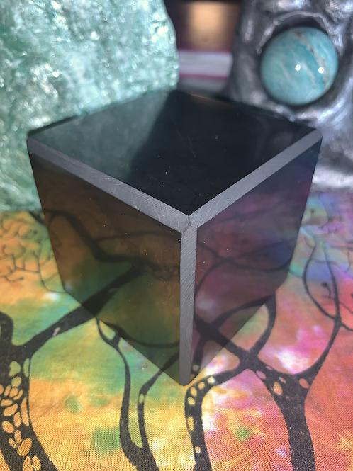 Large Shungite Cube