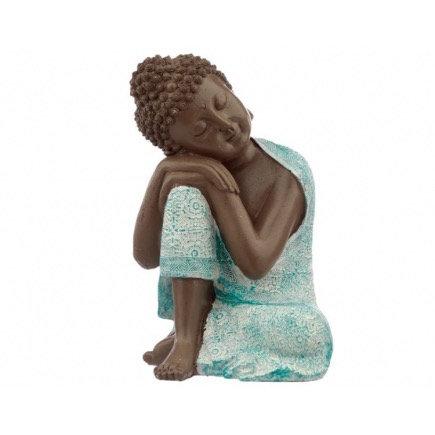 Thai Buddha Contemplation approx 23 cm