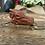 Thumbnail: Red Jasper Carved Dragon Head