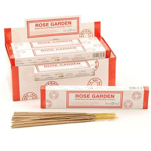 Stamford Rose Garden Masala Incense