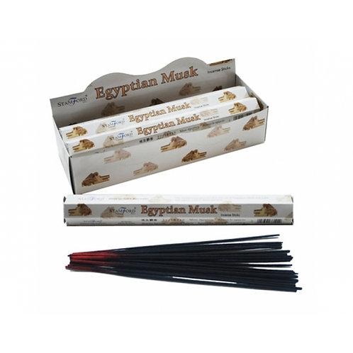 Stamford Premium Hex Incense Sticks [E-N] - Box of 6
