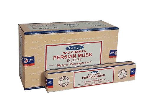 Satya Persian Musk Incense Sticks
