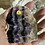 Thumbnail: Purple Fluorite Banded Slice