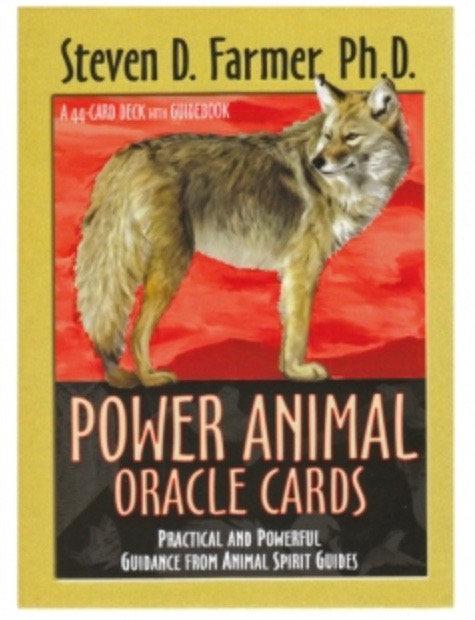 Power Animal Oracle Card Deck