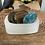 Thumbnail: Selenite Carved Oblong Charging Dish