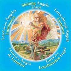 SHINING ANGELS TAROT: Angels Surround Us In A Circle Of Love & Protection.