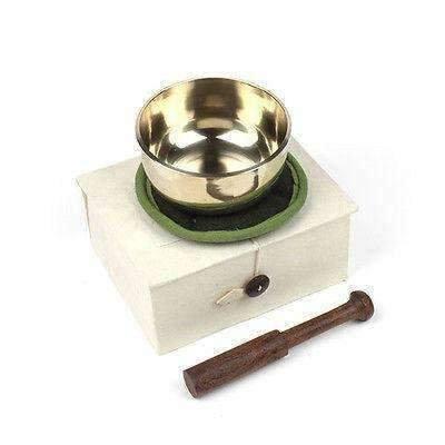 Medium Singing Bowl Set: Produces A Rich, Full Sound