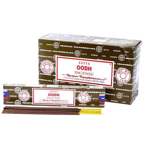 Satya Oodh Incense Sticks