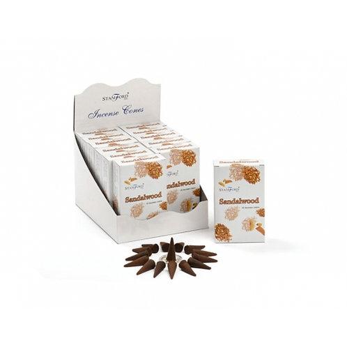 Stamford Incense Cones [S-Z] - Box of 12