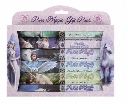 Anne Stokes Pure Magic Gift Pack Incense