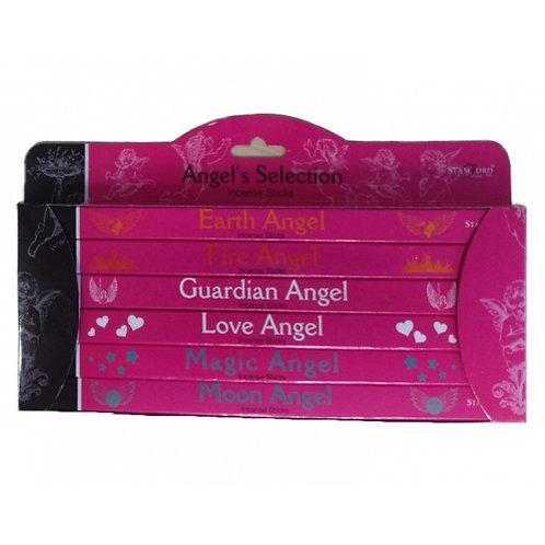 Stamford Pink Angel Gift Set Incense