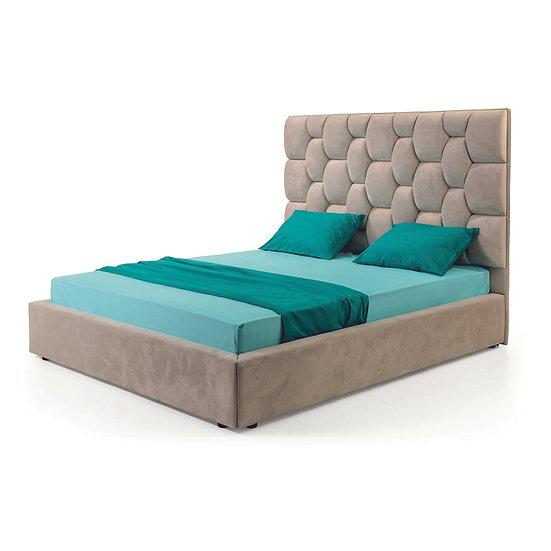 """Мягкая кровать """"SAVERO"""""""