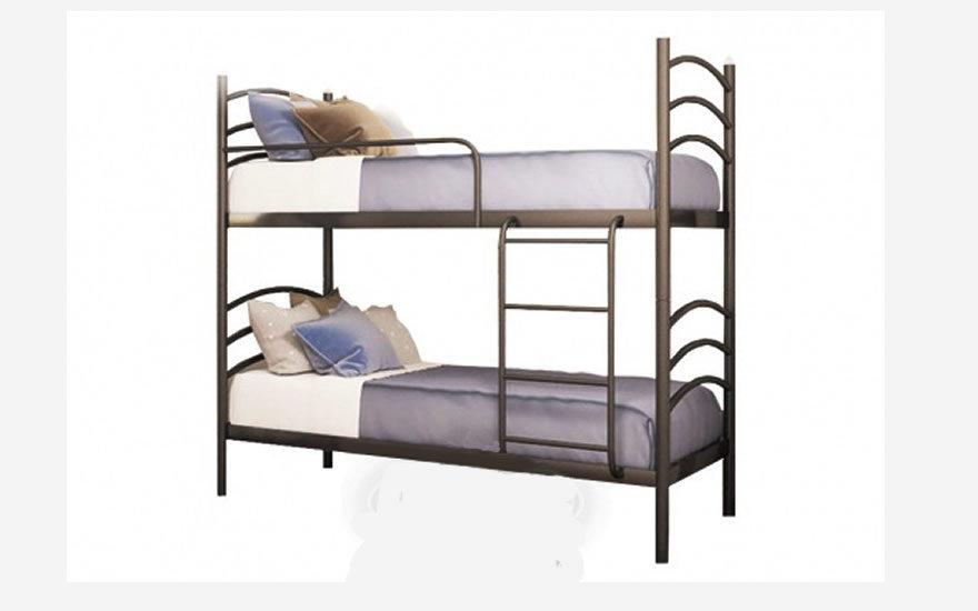 """Двухъярусная кровать """"METALLO"""""""