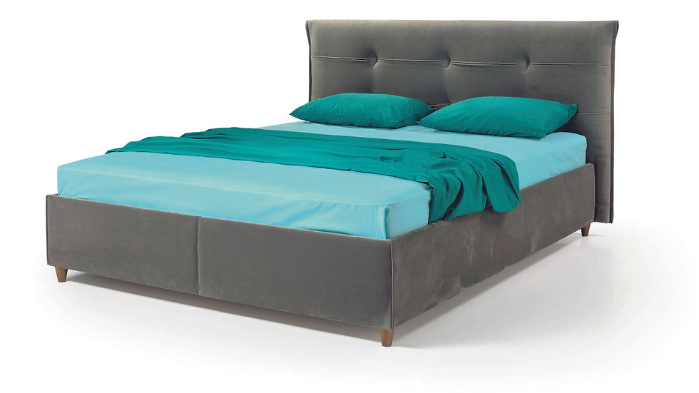 """Мягкая кровать """"ALLEN"""""""