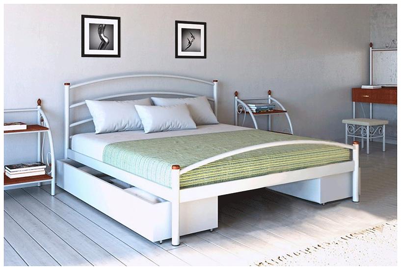 """Усиленная кровать """"Марго"""""""