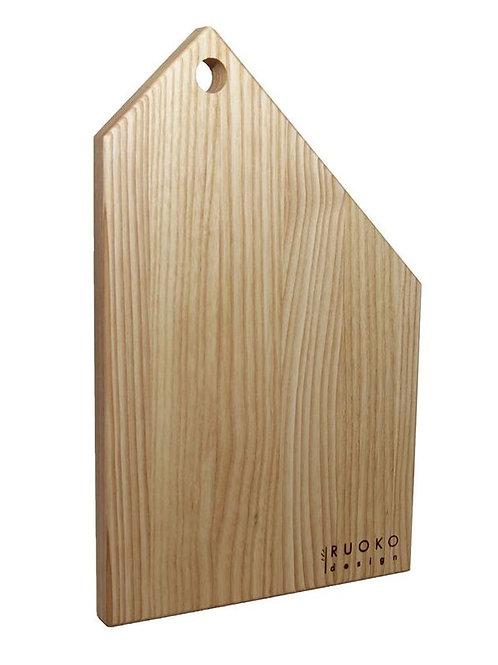 RUOKO DESIGN - Koti Schneidebrett aus Asche
