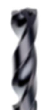 Сверло с механическим креплением пластин