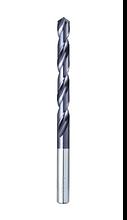 Твердосплавное сверло с цилиндрическим хвостовиком