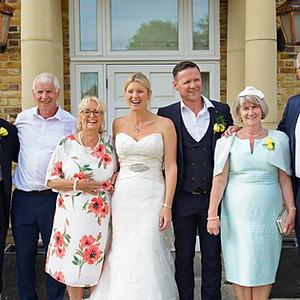 Sara & Michael (Group photos)