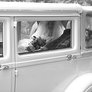 Tony & Felicity the wedding