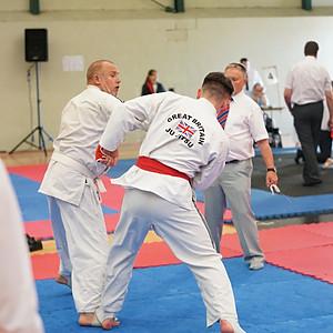 Southend Ju-Jitsu Competition 2019 Men's Cont.