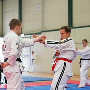 Southend Ju-Jitsu competition  Adult Randoms