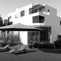 Entwurf Stadtvilla