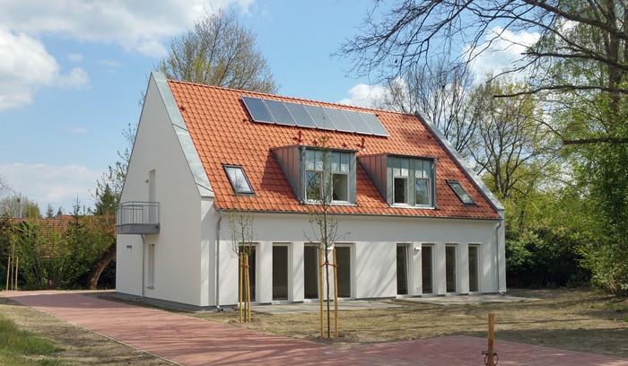 Hofansicht Haus 2