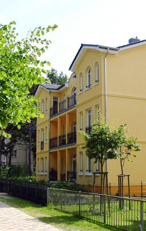 Aparthotel Usedom Meerseite