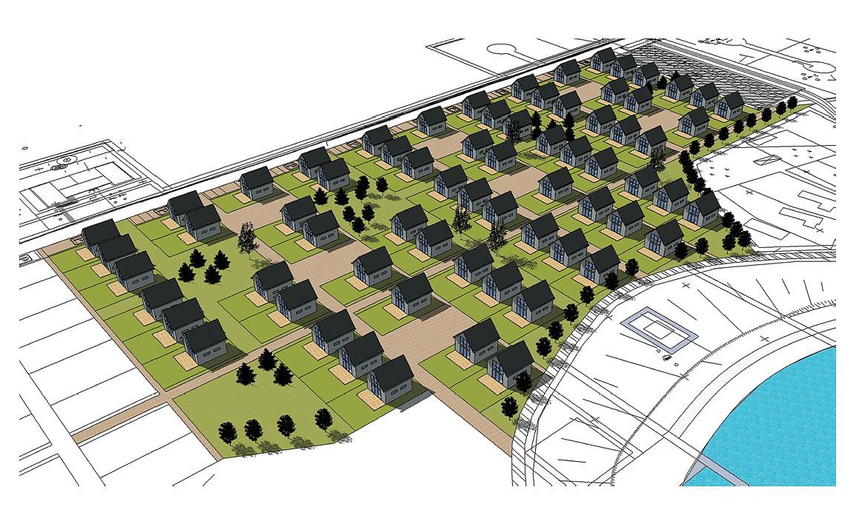 Visualisierung Baufeld 2