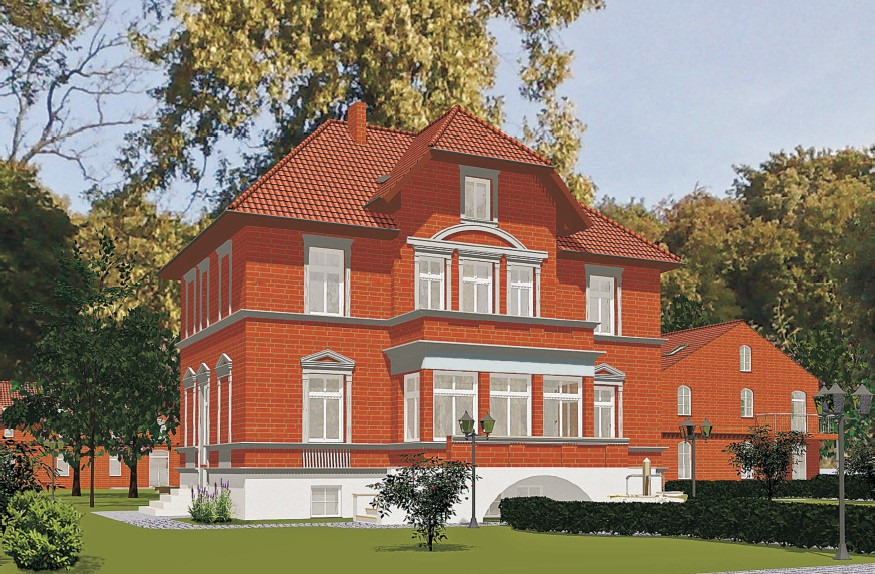 Villa H. Brown Hoppegarten1