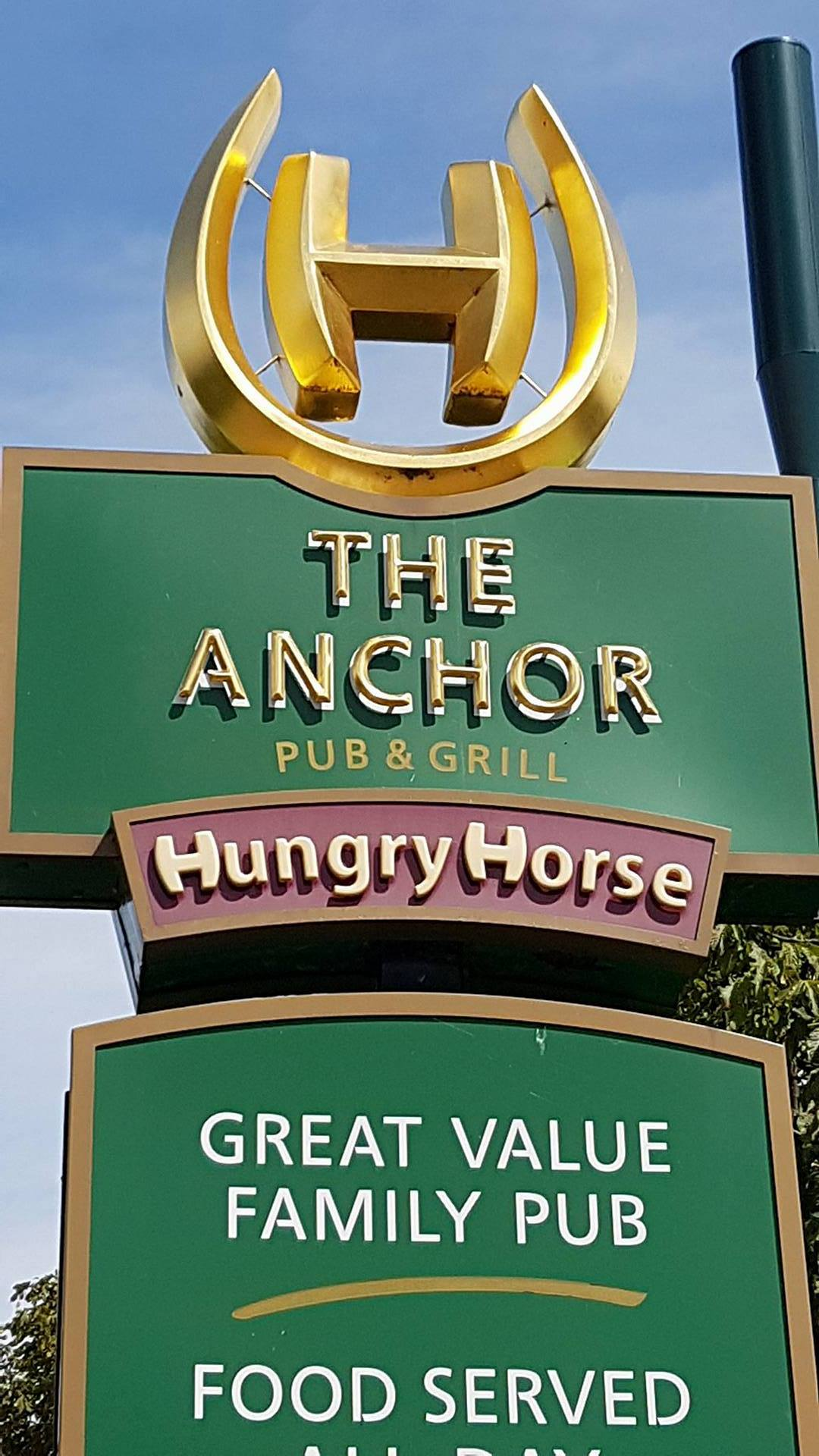 Anchor Hungry Horse Bedford