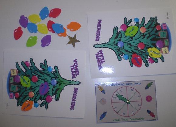 Vowel Team Decorating