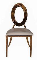 Gold Chair rental